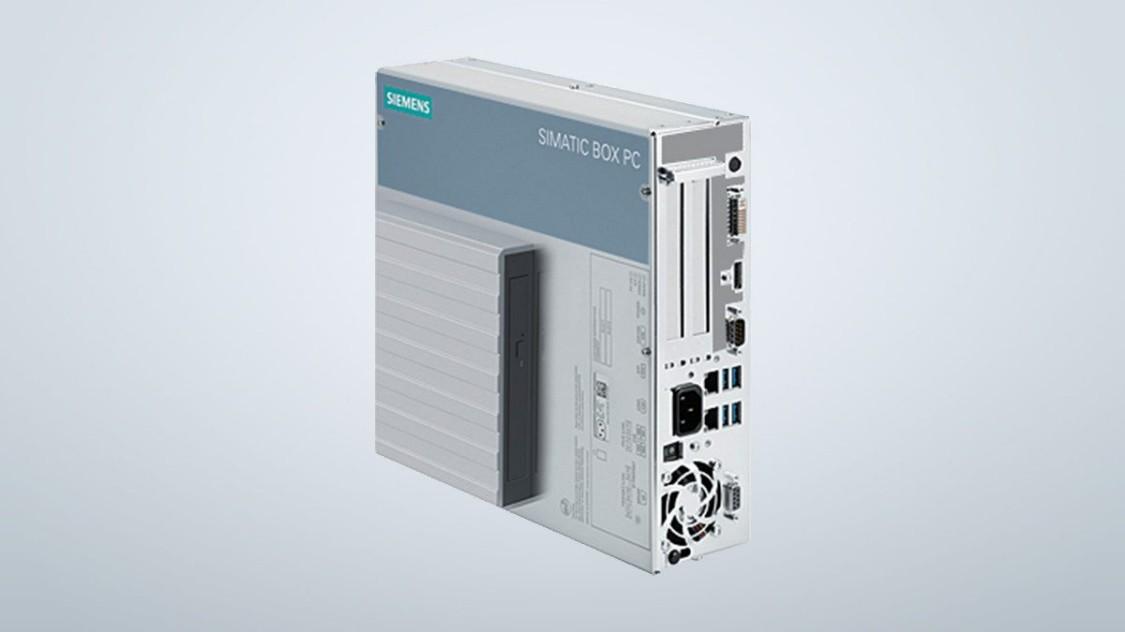 Высокопроизводительные ПК SIMATIC IPC627D
