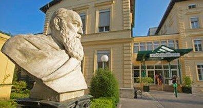 Rudolfinerhaus in Wien, Österreich