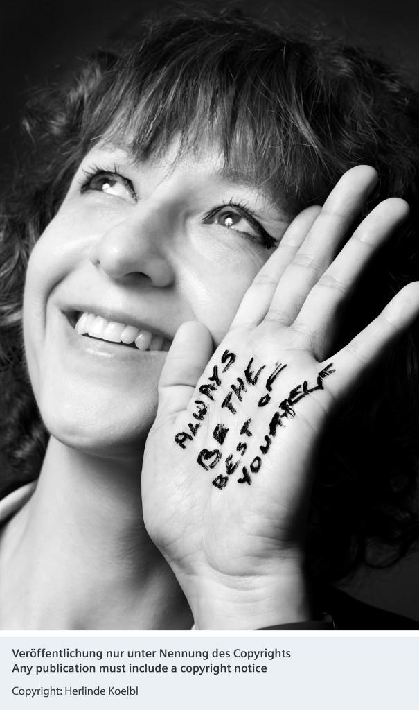 Emmanuelle Charpentier - Siemens fördert neues Fotokunst-Projekt von Herlinde Koelbl
