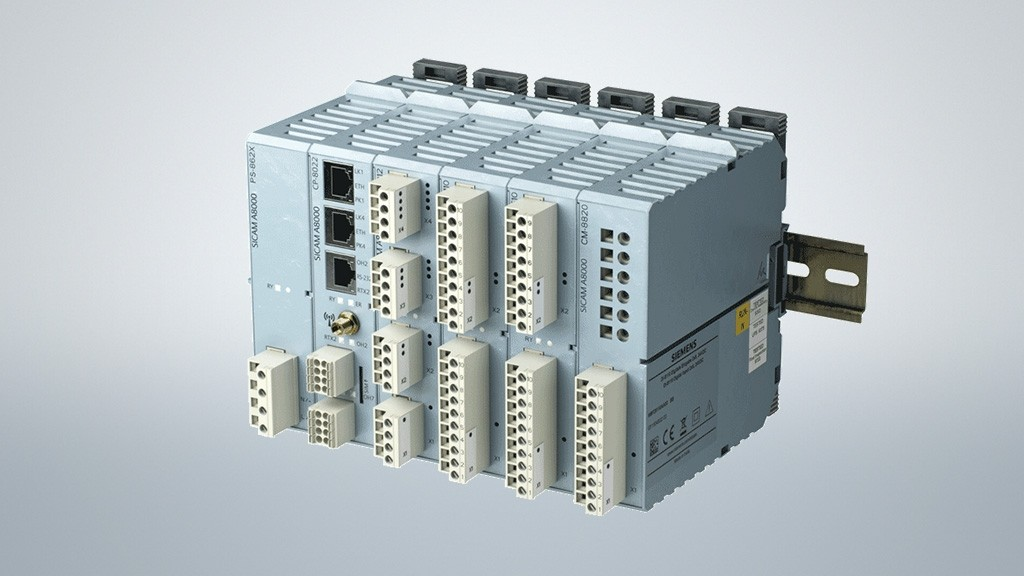 SICAM Remote Terminal Unit A8000