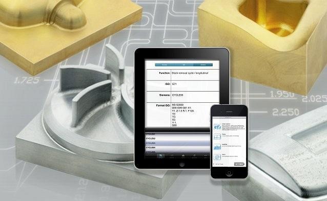Приложение Easy CNC для iOS и Android