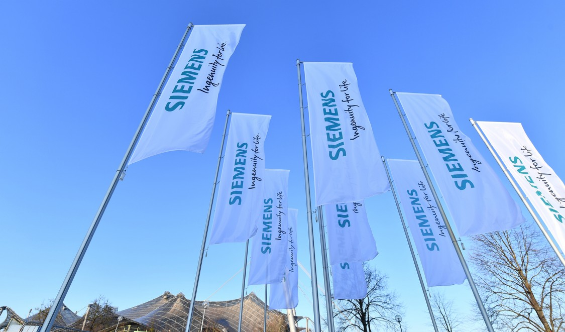 Leadership change at Siemens Greater China