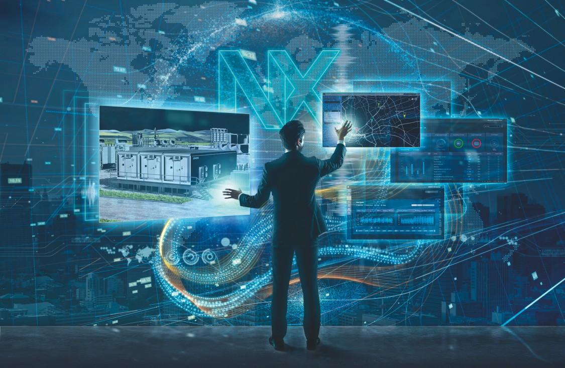 Key Visual NXPower Monitor