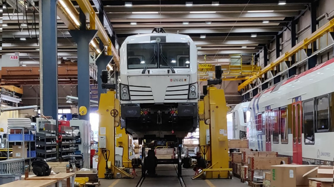 Vectron railCare