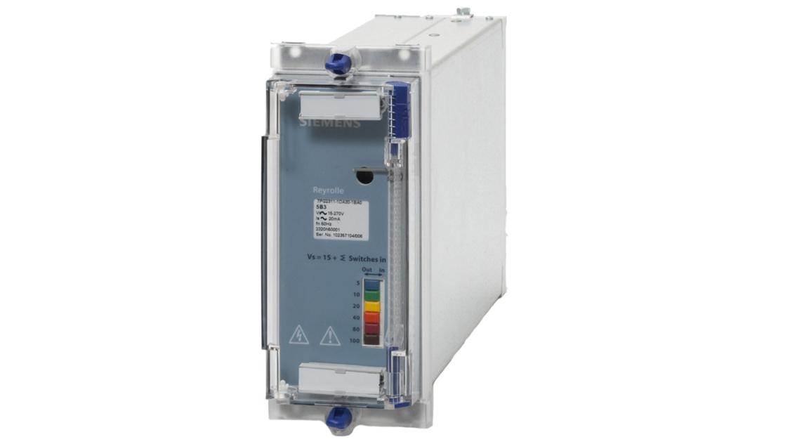 High impedance relay – Reyrolle 7PG23