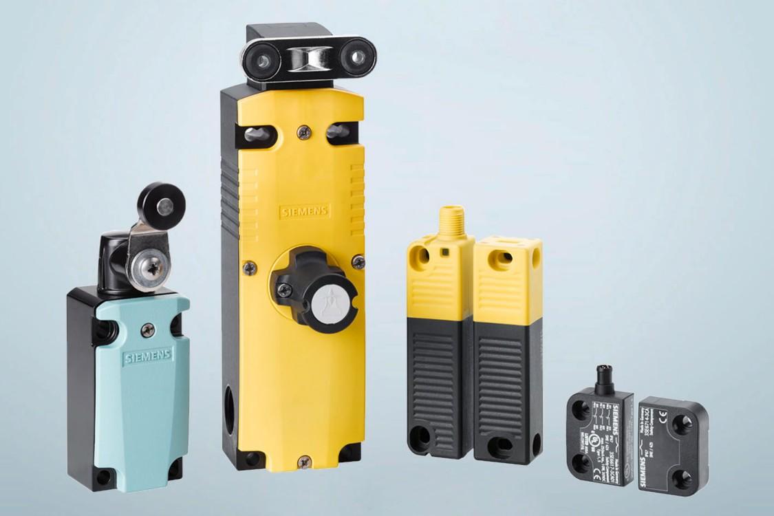 3SE5+6/3SF1 interruptores de posição e segurança