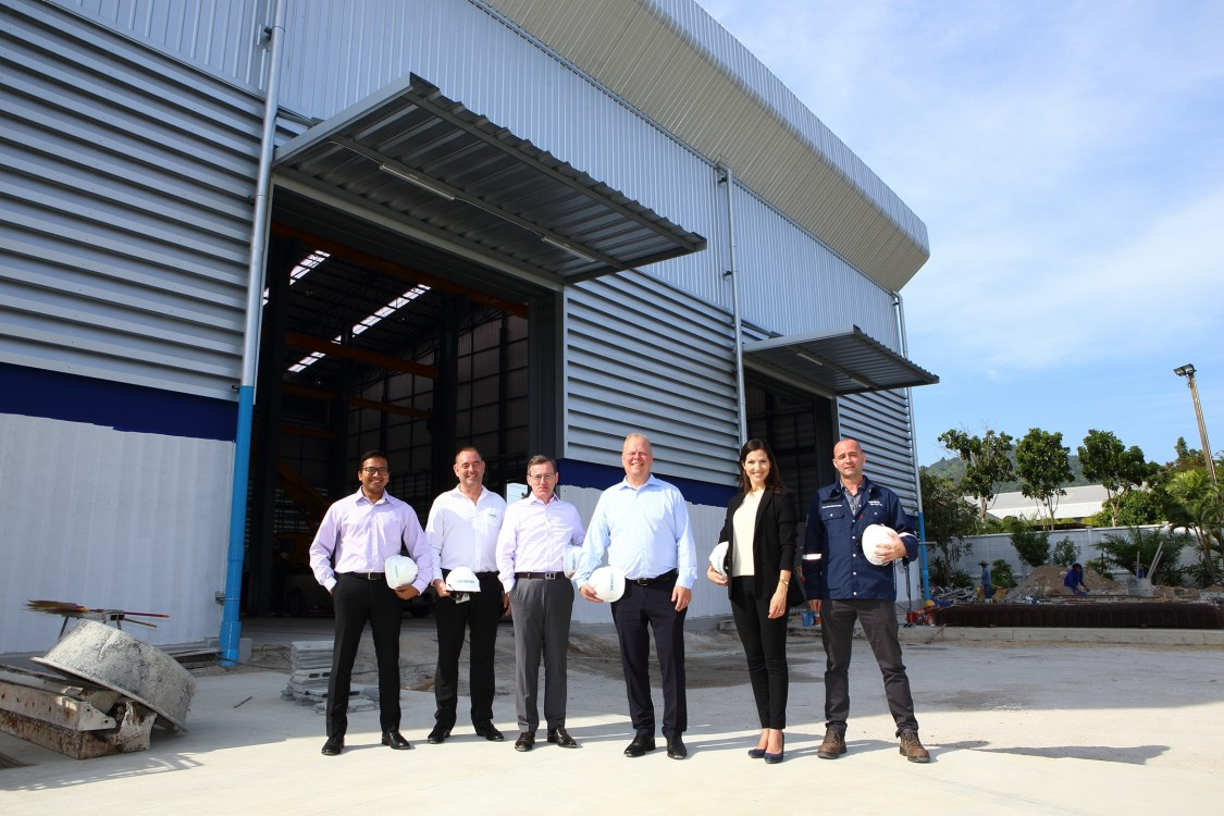 New Power Generation Services Center in Rayong