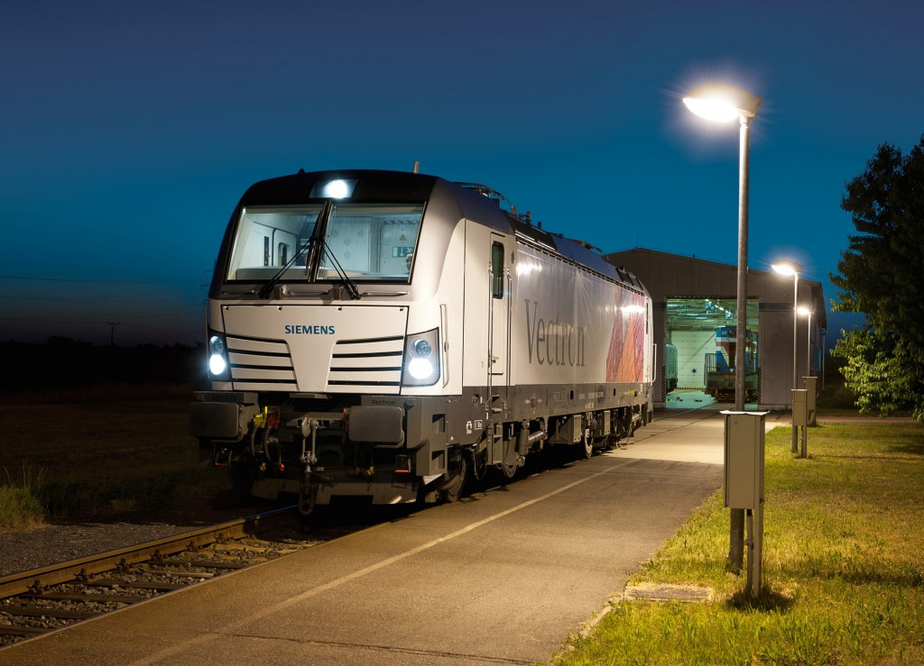 Vectron DC: unlimited homologation for Poland