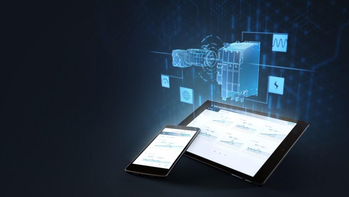 MindSphere-Applikationen für die Antriebstechnik