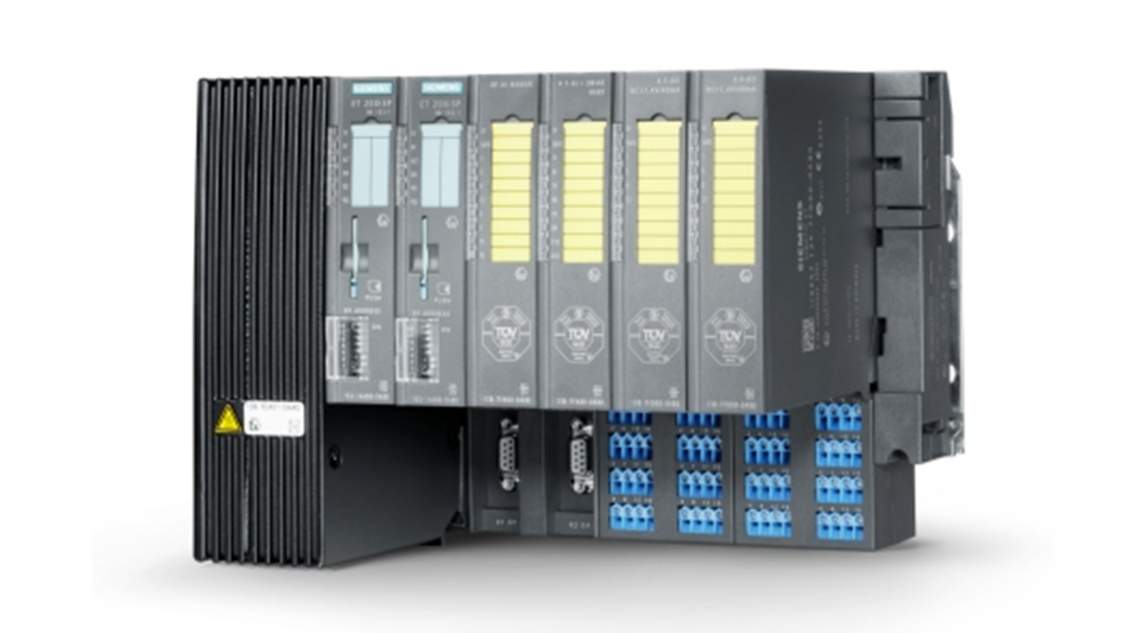 SIMATIC ET 200iSP mit Safety Integrated