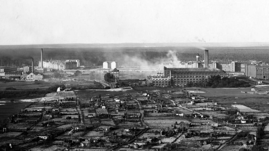 Siemensstadt 1910