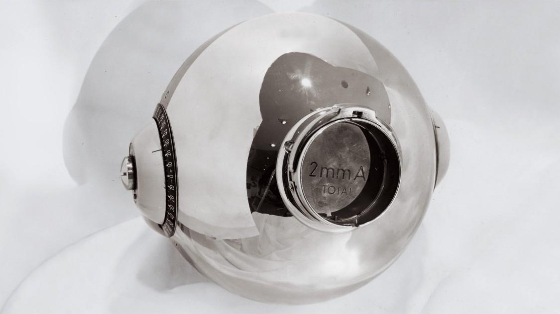 Рентгеновский аппарат, 1934 год