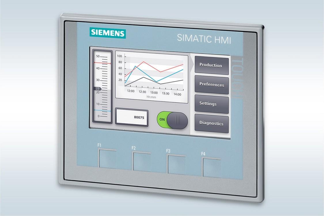 HMI panel KTP 400 Basic