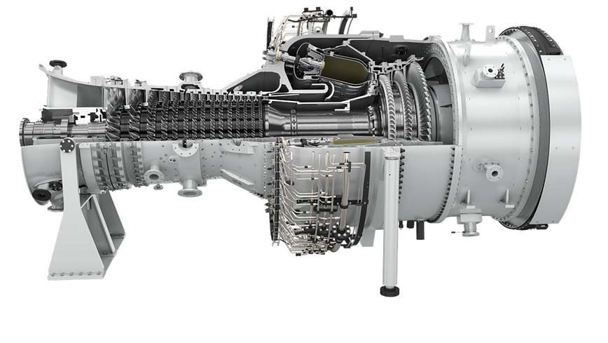 SGT-800型工业燃气轮机