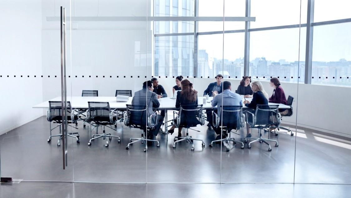 Schutz von Beschäftigten in Bürohochhäusern