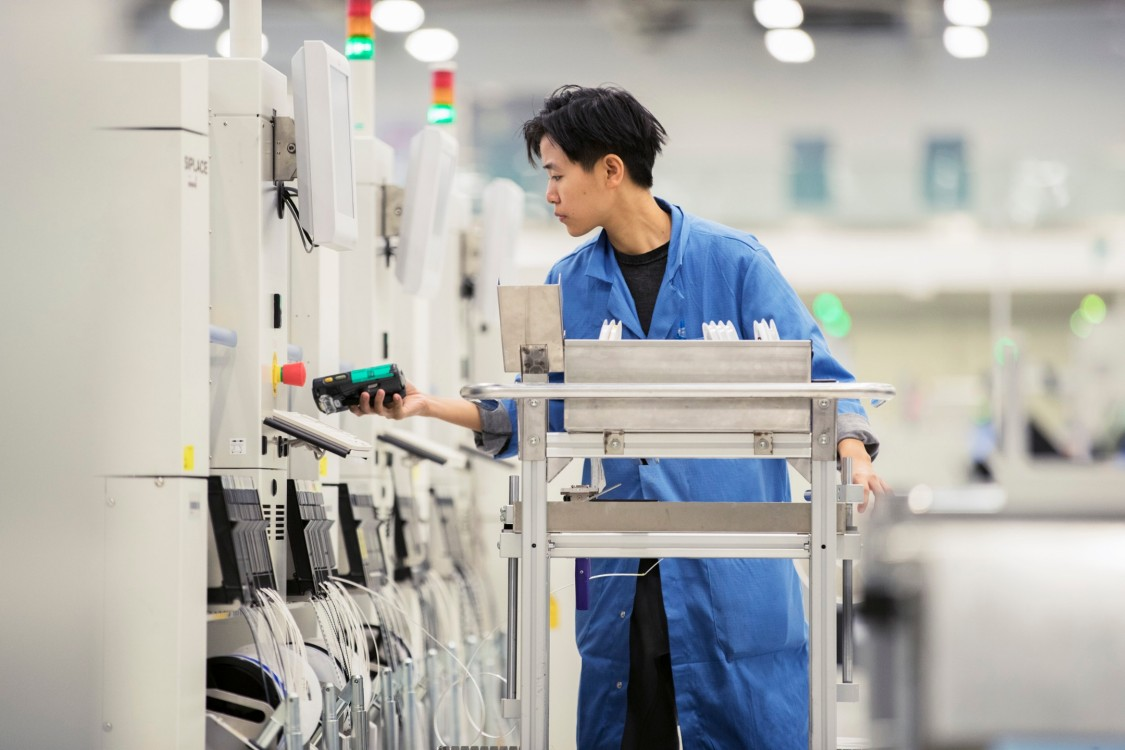 Zeng Qi Zhi, IT Manager