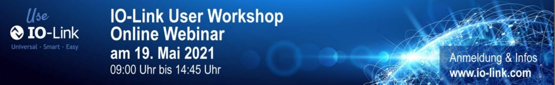 IO-Link User Workshop