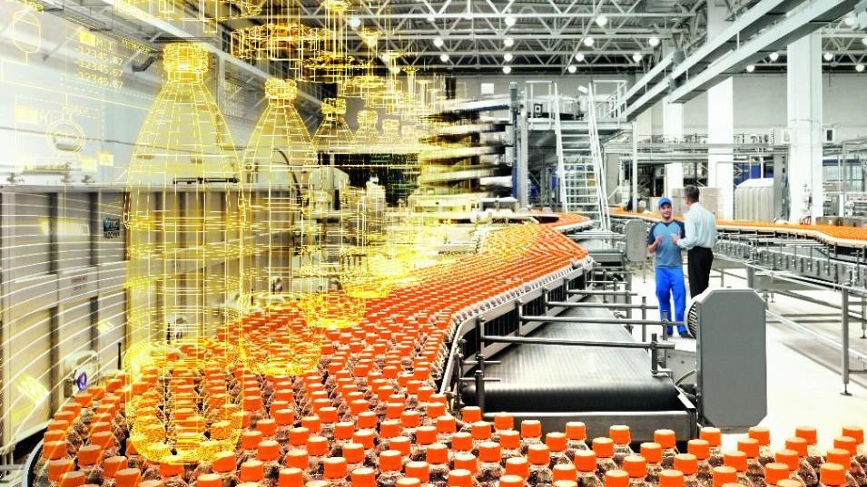 Industria refresquera