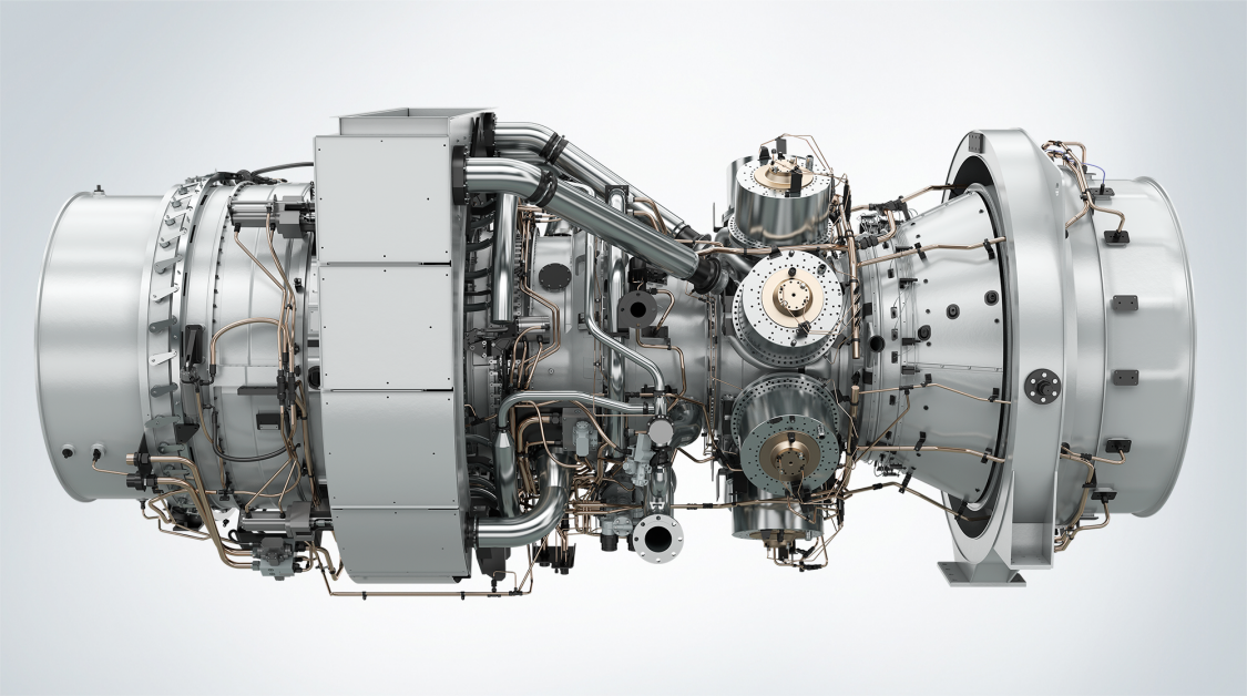 Gas Turbines | Manufacturer | Power Generation | Siemens