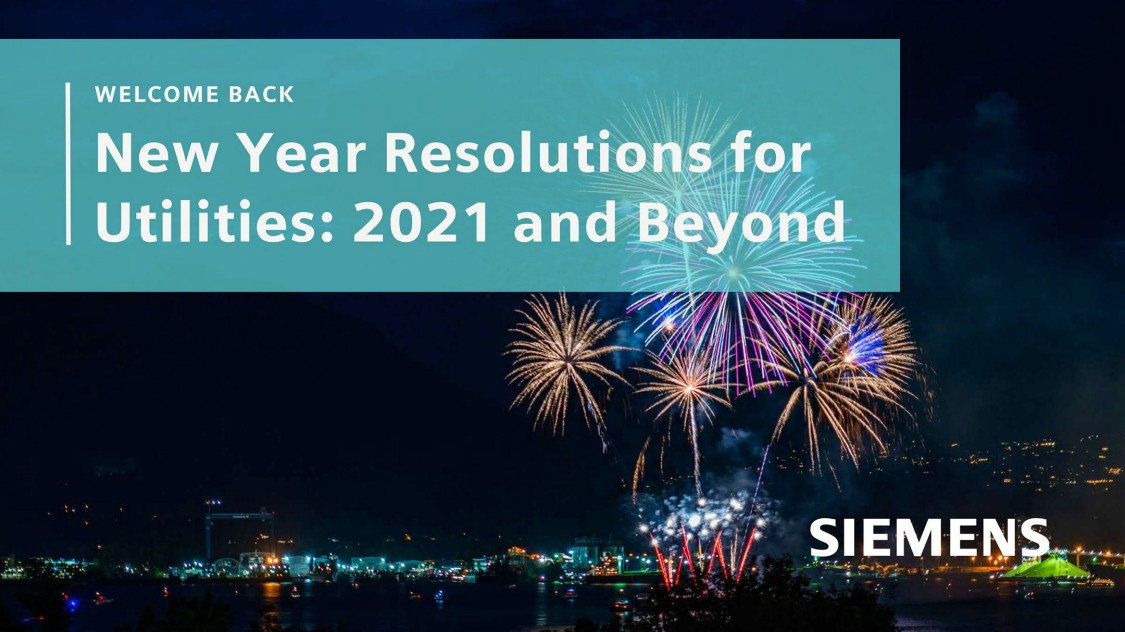New Year Resolutions for Utilities image