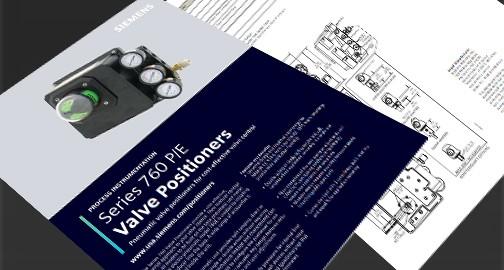 USA - 760 P/E Valve Positioner