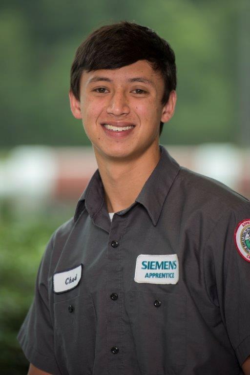Chad Robinson: Siemens Apprentice