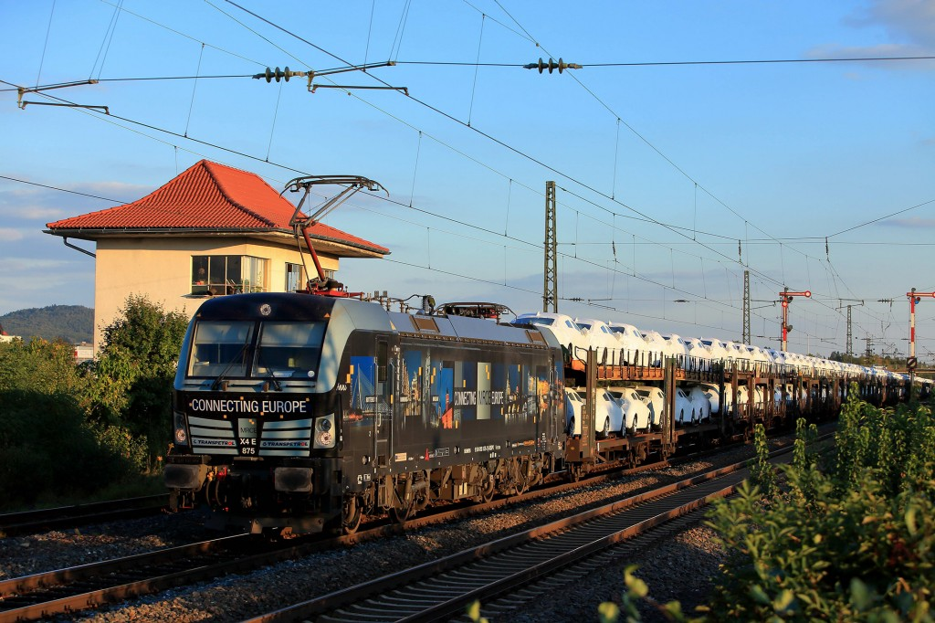 MRCE orders further Vectron locomotives