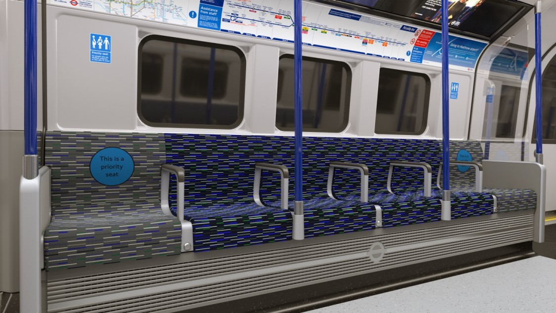 picadilly line interior