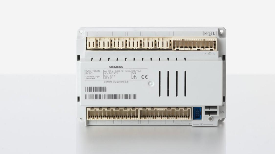 Régulateur RVS43