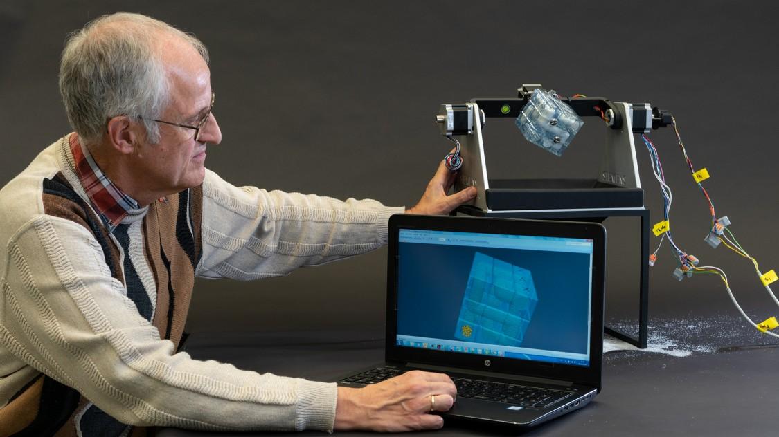Spitzenmathematiker wie Meinhard Paffrath garantieren Siemens eine starke Vorfeldforschung für Simulationsinnovationen.