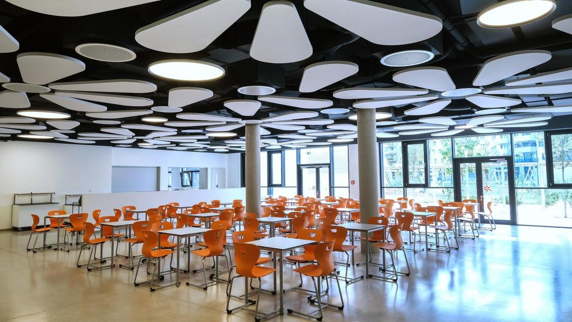 """the """"Christine Nöstlinger"""" cafeteria"""