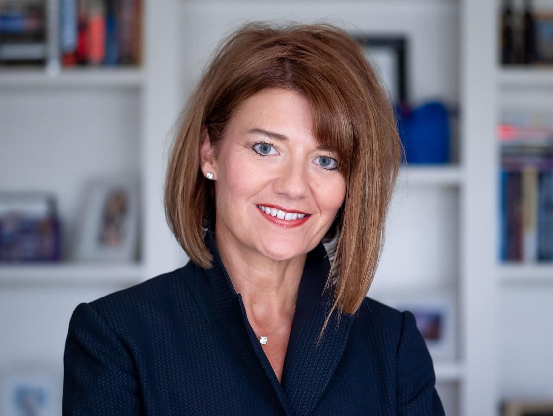 Portrait of Tina Dolph