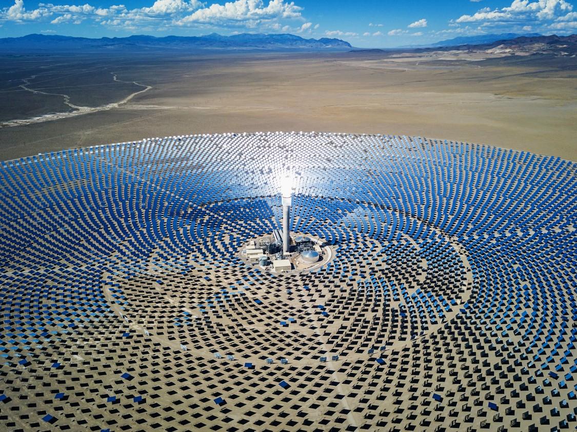 Машиностроение для солнечной энеретики