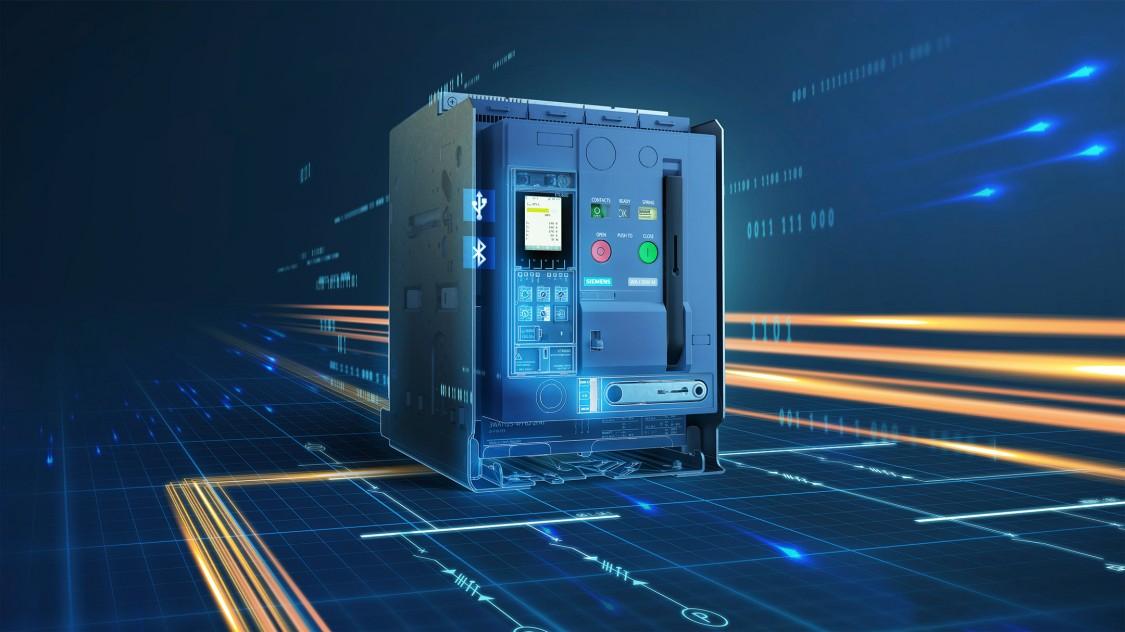 3WA Siemens nye luftbryter