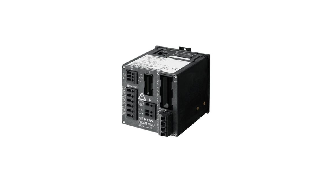 Power meter device - SICAM MMU