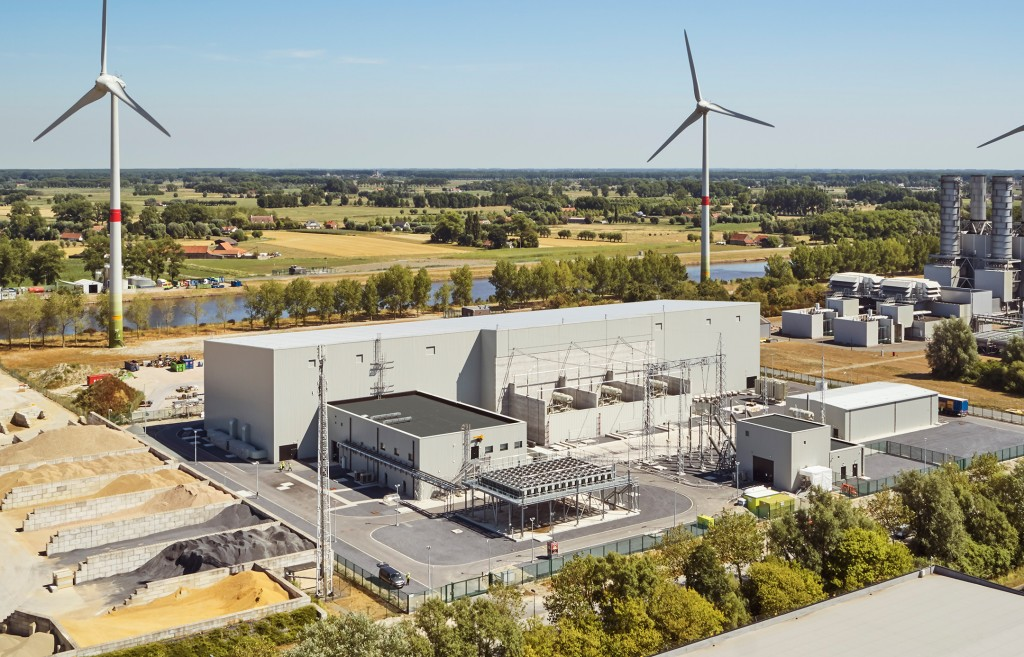 Siemens connects electricity grids of UK and Belgium with HVDC link