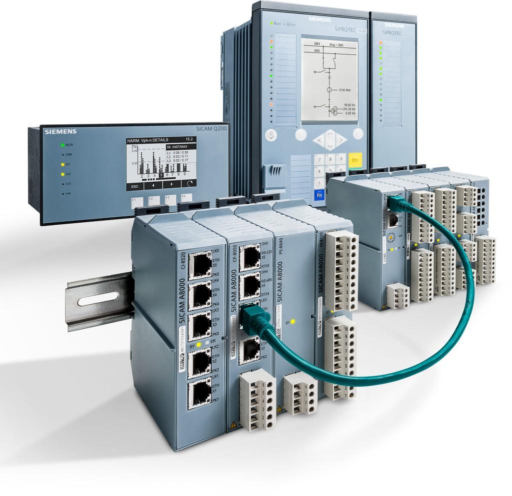 IoE-Konnektivität für SIPROTEC und SICAM und verwandte Anwendungen