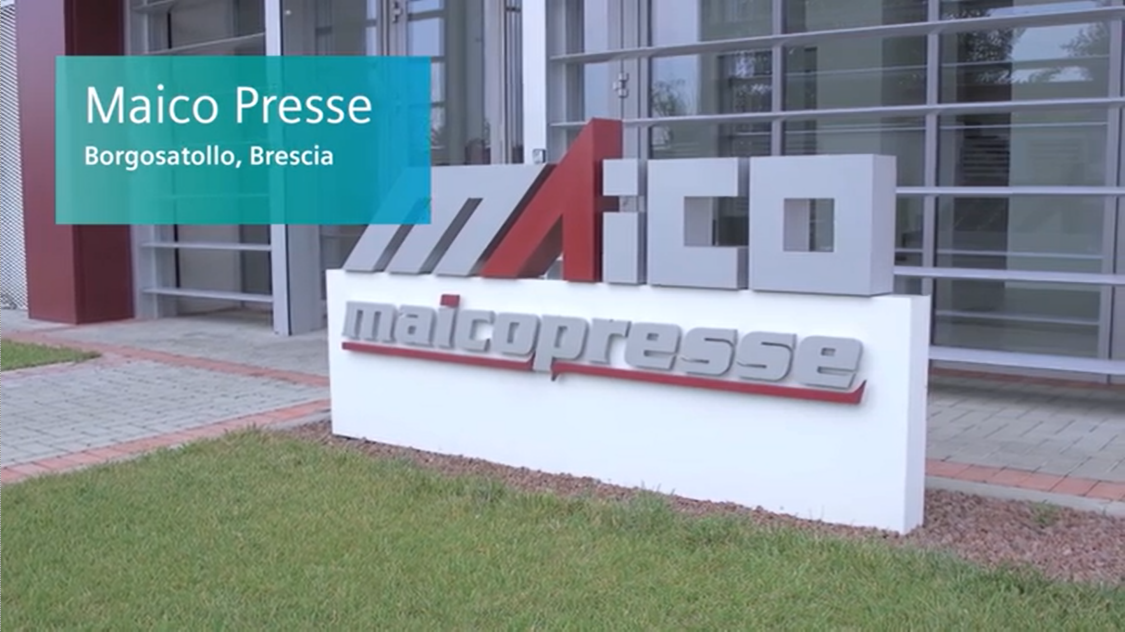Reference Maico Press