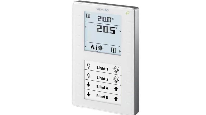GAMMA room temperatur control QMX3