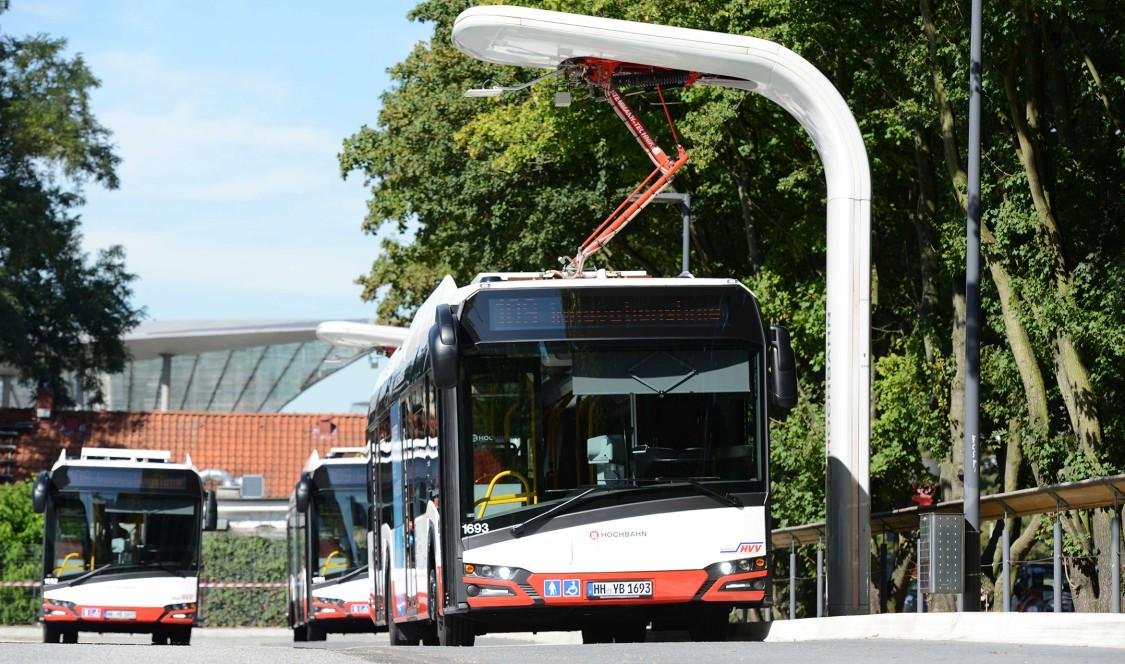 Slik kan Oslo spare millioner på elektriske busser