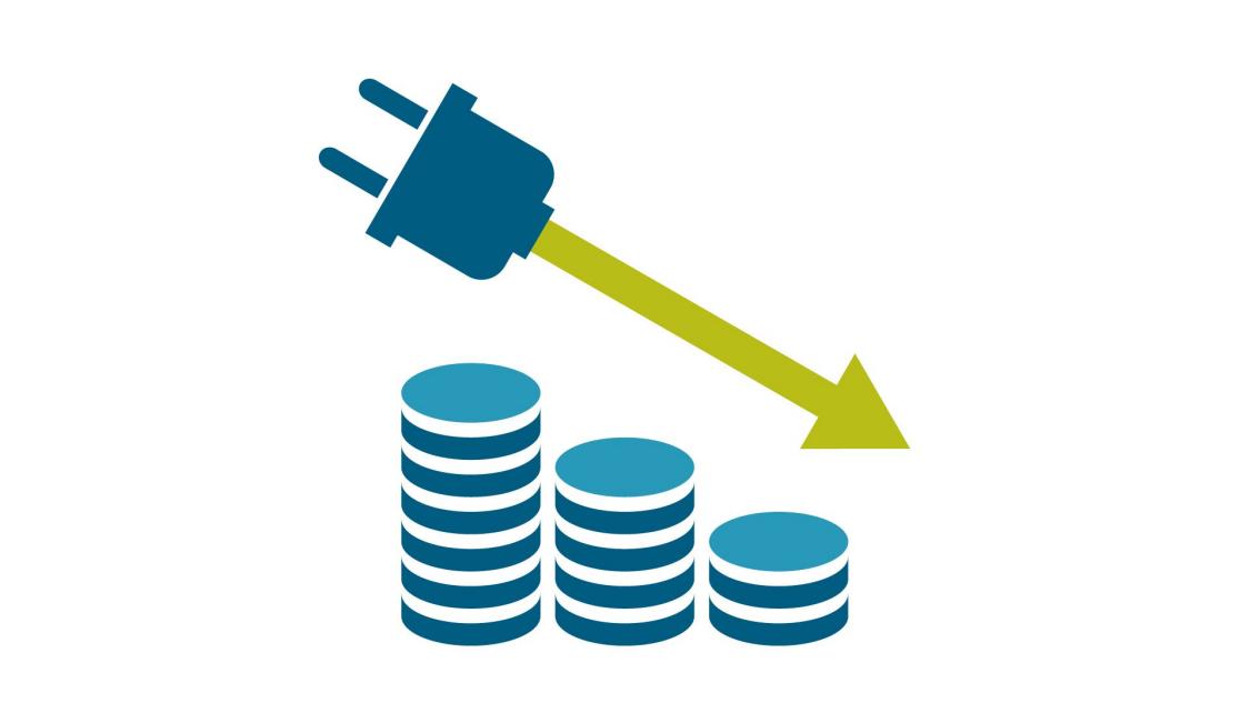 Höhere Energieeffizienz bei niedrigeren Energiekosten