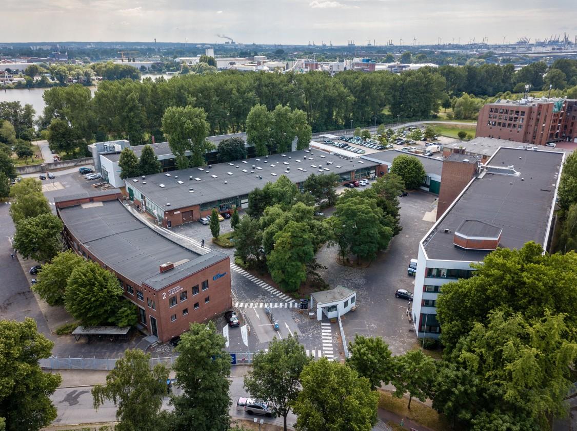 Siemens Service & Ausbildungszentrum Nord Hamburg-Rothenburgsort