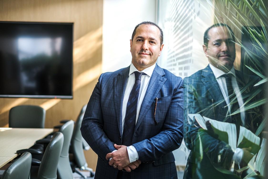 Dr. Badr Ikken promotes renewables and electrolysis in Morocco