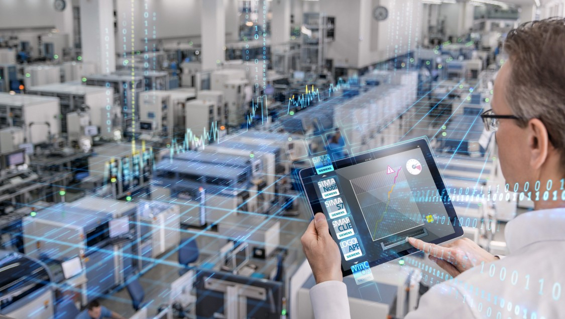 Operator Control and monitoring systems