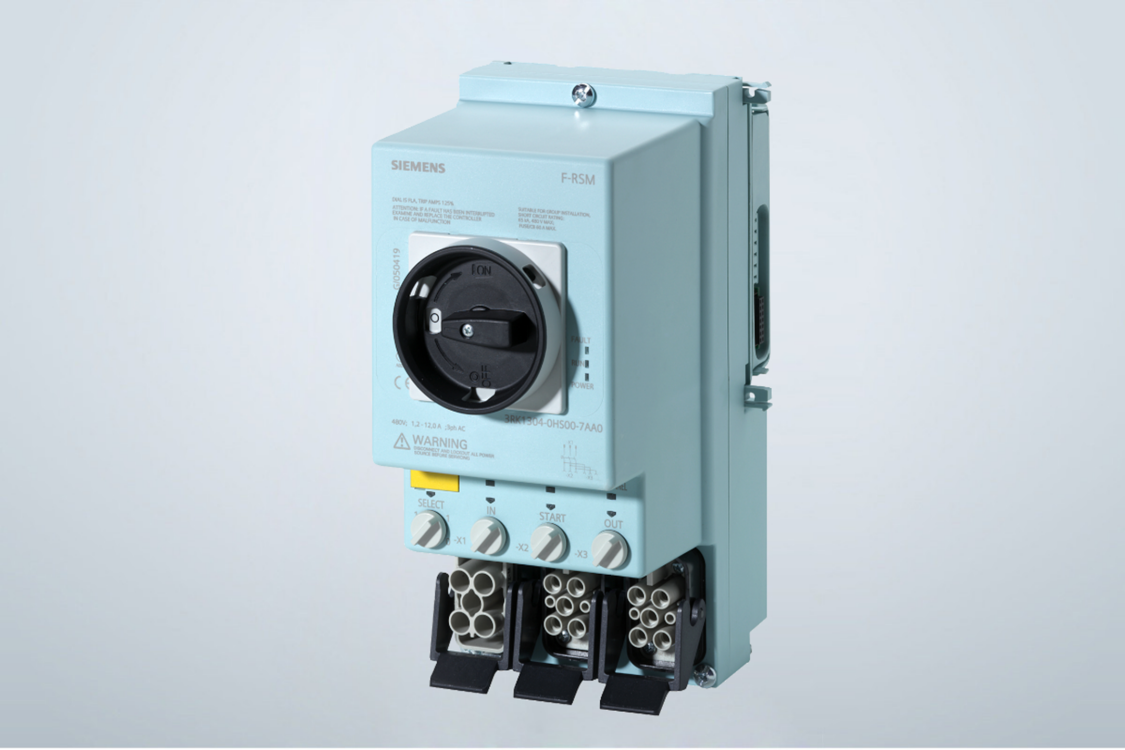ET 200pro safety local Reparaturschaltermodul