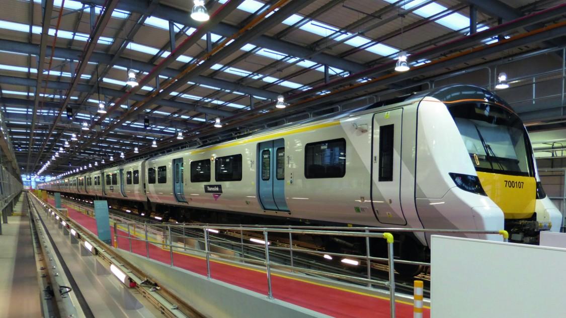 Service Halle Thameslink London