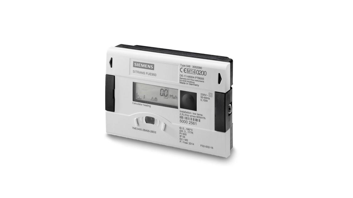USA - SITRANS FUE950 Energy Calculator