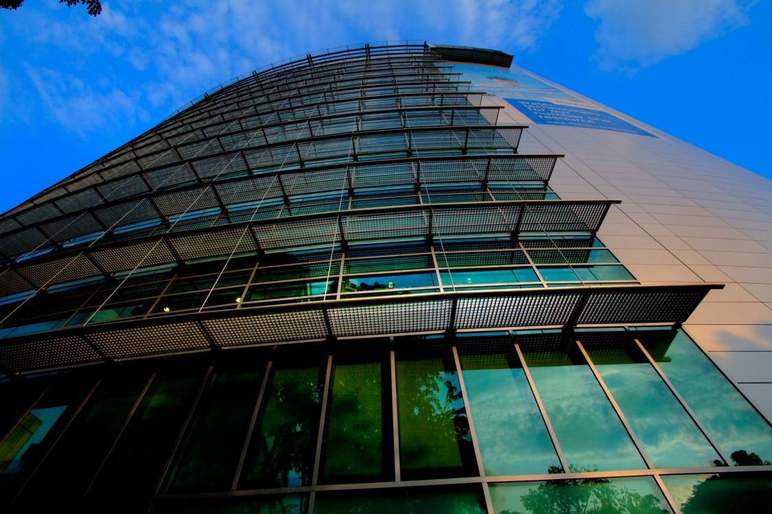 The Siemens Center, Singapore