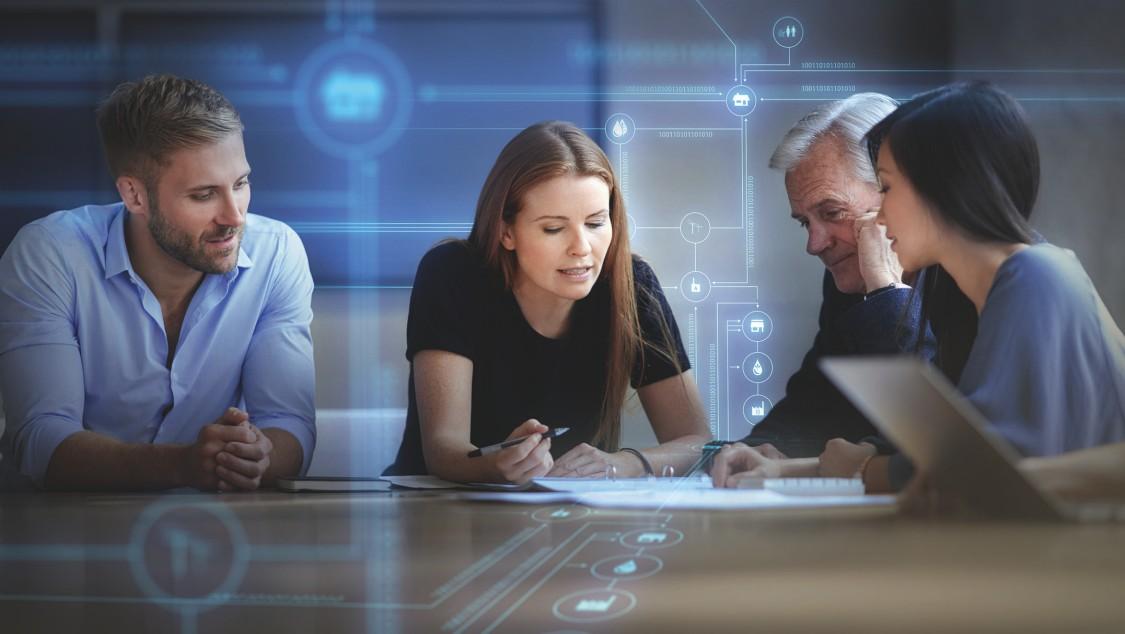 Die Experten von Siemens unterstützen Sie bei der individuellen Planung eines Smart Campus mit Beratung und Simulation.