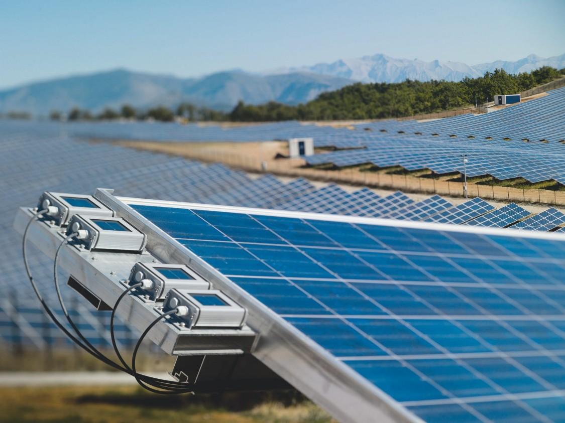 Wechselrichter Solar